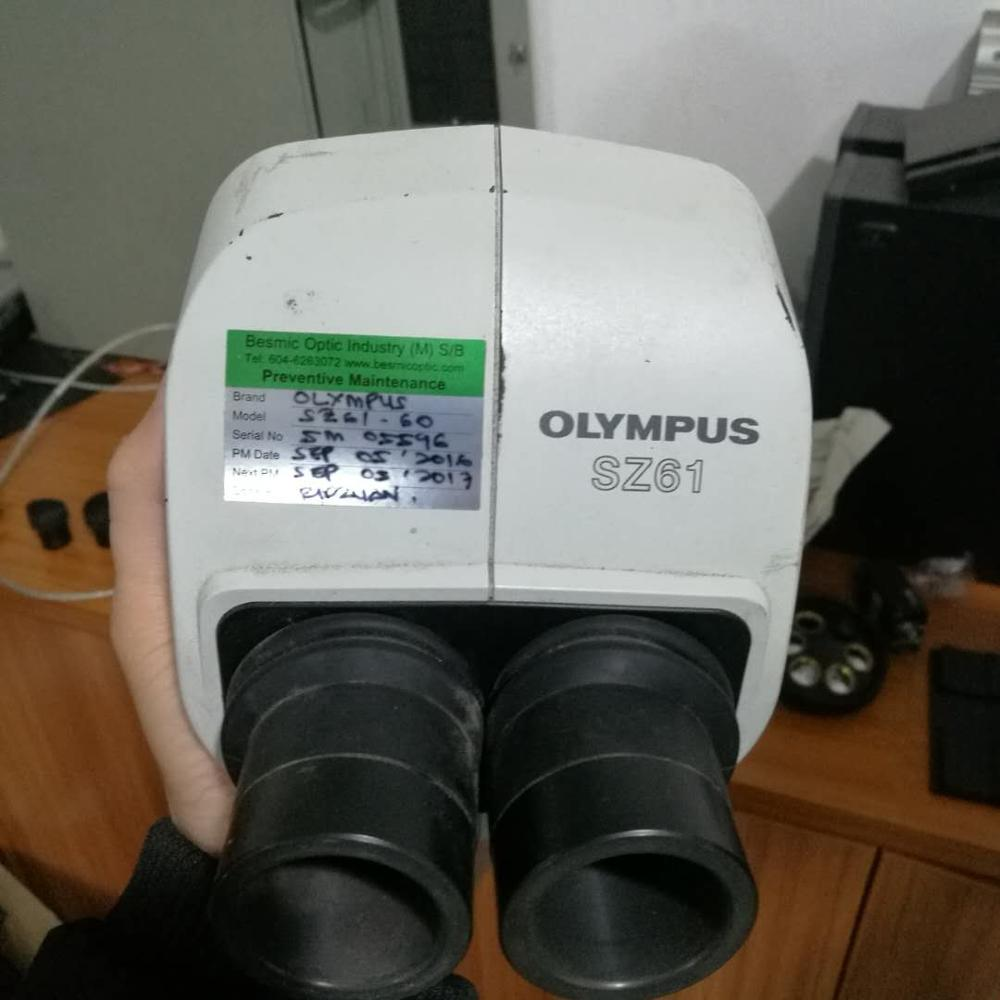 OLYMPUS SZ61 Microscope Head