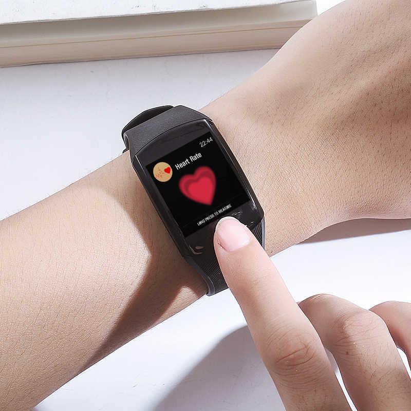 Lige 2020 novo relógio inteligente, das mulheres dos homens, monitor de freqüência cardíaca pressão arterial esporte, smartwatch