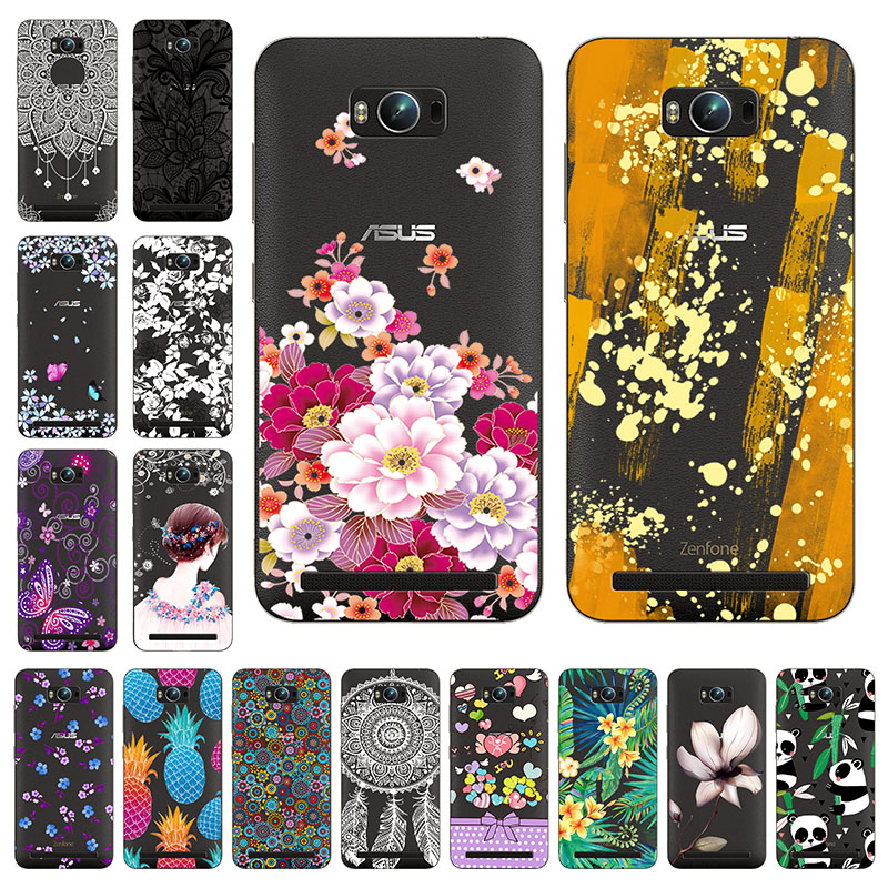 Transparent Case For <font><b>ASUS</b></font> Zenfone MAX Case Silicone Soft Back Cover For Case <font><b>ASUS</b></font>_<font><b>Z010DD</b></font> Z010D ZC550KL Z010DA 5.5