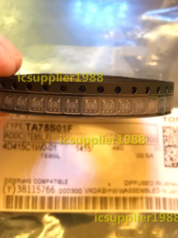 TA75S01F(TE85L,F) SOT23-5 5Pin 20pcs/lot