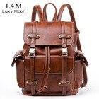 Vintage Leather Back...
