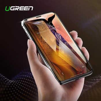 Ugreen verre de protection sur iPhone 7 pour iPhone 11 Pro Max X XS Max XR 8 7 6plus 2.5D verre sur iPhone 7 6 protecteur d'écran