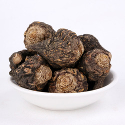 Natural Organic Dried Black Maca Hei Ma Ka Beauty Chinese Herbal Medicine