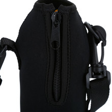 Outdoor Sports Water Bottle Bag Case Pouch Carrier Cover Adjustable Strap Buckle Suitable For Outdoor Use(China)