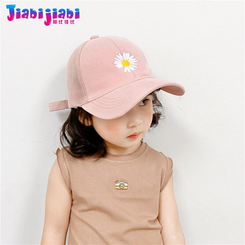 Stylish Baseball Caps Girls Boys Baby Hip Hop Hat Kids Summer Visor Sun Hats