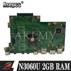 AKEMY TP201SA oryginalne płyty głównej płyta główna dla For Asus etui z klapką VivoBook TP201 TP201S TP201SA płyta główna do laptopa z N3060U 2GB pamięci RAM