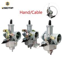 Cable Carburettor PZ30 Keihin ZSDTRP Motorcycle VM26 TTR250 200CC/250CC for