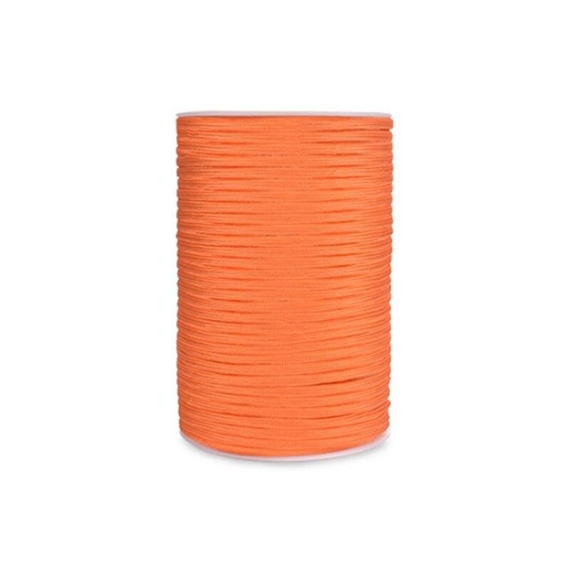 100 м 12 прядь многофункциональный открытый кемпинг выживание парашют шнур веревка для белья