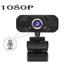 Hd Webcam Ingebouwde Microfoon Smart 1080P Web Camera Usb Pro Streamen Camera Voor Desktop Laptops Pc Game cam Voor Mac Os Windows