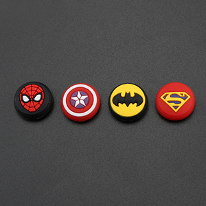 Image 5 - YuXi 4PCS For Joy Con Silicone Joystick Thumb Grip Cover Case Analog Caps For Nintend Switch Ns Joy Con Controller Stick Grips