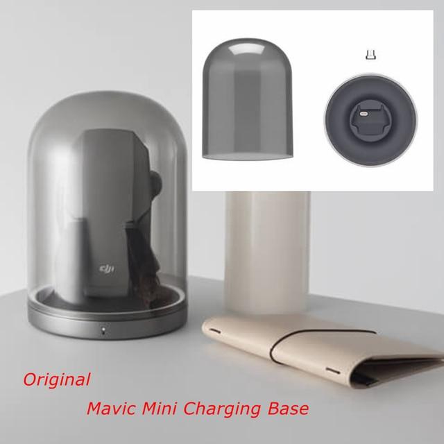 Mavic بطارية صغيرة قاعدة شحن شاحن المحمولة ل DJI Mavic بطارية توصيل خارجي صغير اكسسوارات ناقوس زجاجي USB مغناطيسي صغير جزء