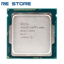 משמש Intel Core i5 4690S 3.2GHz Quad Core 6M 65W LGA 1150 מעבד מעבד