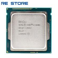 Processeur Intel Core i5 4690S 3.2GHz, Quad Core 6M, 65W, LGA 1150, processeur dunité centrale