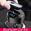 Cden fm-передатчик, Автомобильный MP3-плеер, Беспроводная bluetooth гарнитура, bluetooth, автомобильный комплект, вызов, usb музыкальный плеер, тип-c, автомо...