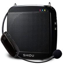 18W 2.4G kablosuz ses amplifikatörü büyük güç taşınabilir Mini mikrofon toplantı işareti öğretmenler tur rehberi hoparlör ses amplifikatörü