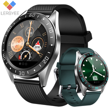 """Lerbyee GT105 Fitness Tracker 1.22 """"Hartslagmeter Bloeddruk Smart Armband Mannen Vrouwen Weer Smart Horloge Hot Koop 2019"""