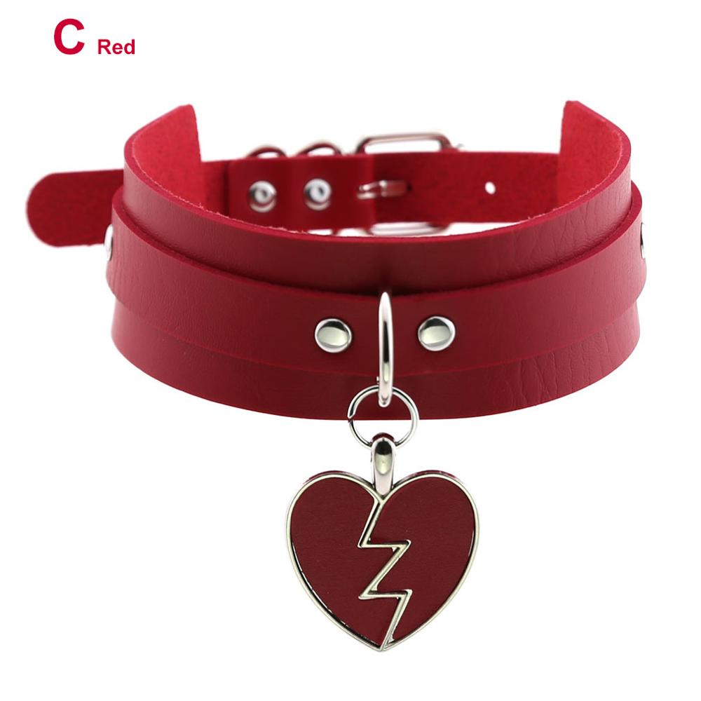 C red