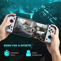 GameSir X2 Type C Mobile Game Controller Gamepad for Xbox Cloud Gaming, PlayStation Now, STADIA, GeForce Now, Parsec Cloud Games
