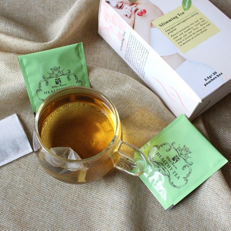 slimming tea de frumusete