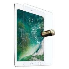 С уровнем твердости 9H закаленная Защитная стеклянная пленка для экрана для iPad 10,2 7th 9,7 6th 5th Generation Pro 10,5 11 мини-5, 4, 3, 2, iPad Air 1 2