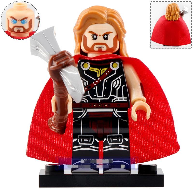Avengers Minifigures Thor Building Blocks