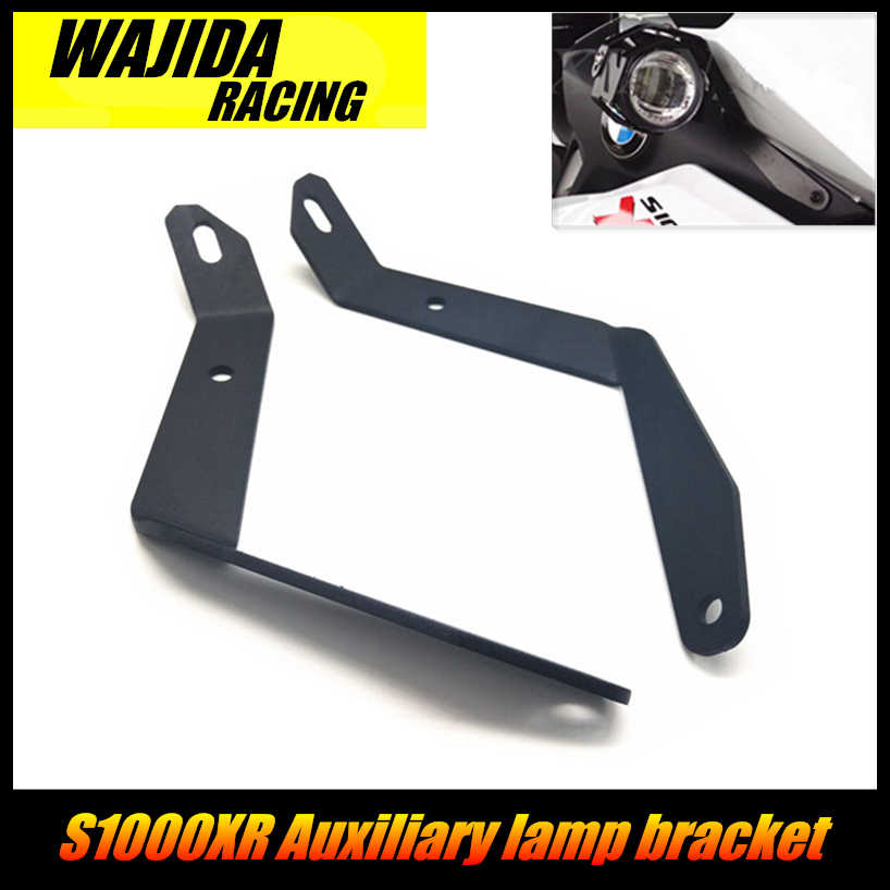For BMW S1000XR Motorcycle Accessories LED Fog Light Spotlight Illuminator Auxiliary Lamp Beacon Mount <font><b>S</b></font> <font><b>1000</b></font> <font><b>XR</b></font> image