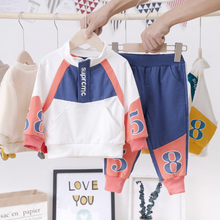 Mihkalev 2020 autumn kids clothes boys clothing set for chil