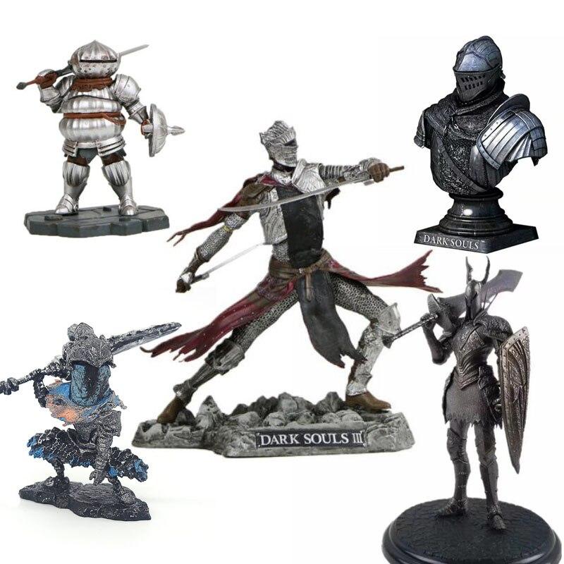 6.5cm-25cm Dark Souls action figure Oscars/Solaire of Astora The Abysswalker Dark Souls PVC Action Figures
