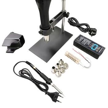 цена на Hot Air Gun XCRK01H Portable BGA Rework Solder Station Hot Air Blower High Quality 220V Hand-held Heat Gun Hair Dryer