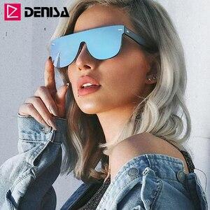 DENISA Flat Lens Square Rimles
