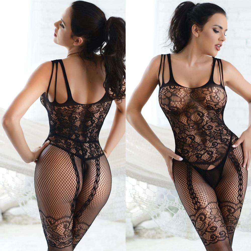 Dessous Femme sexy exotische frauen unterwäsche Teddy BabyDoll dame bett kleidung porno kleid für sex nacht plus größe para mujer porno