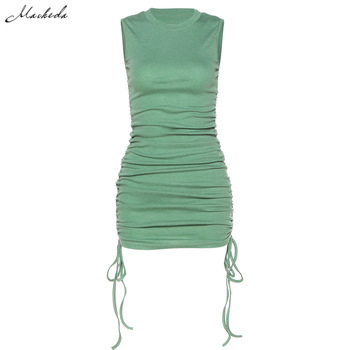 Macheda Summer Casual Slim Dress 6