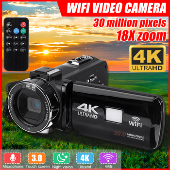 4k-full-hd-camcorder-professional-vlog-video-camera-wifi-lcd-digital-camcorder-support-external-lens-and-microphone-stabilizer