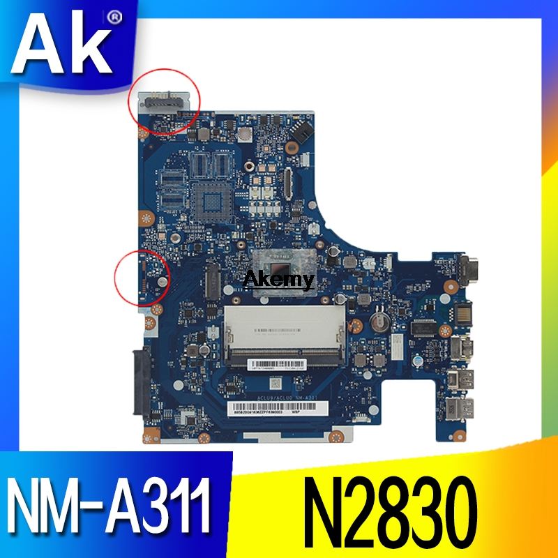 Brand New ACLU9 / ACLU0 NM-A311 Motherboard For Lenovo G50 G50-30 Laptop MOTHERBOARD With Cpu ( For Intel CPU ) Tested 100% Work