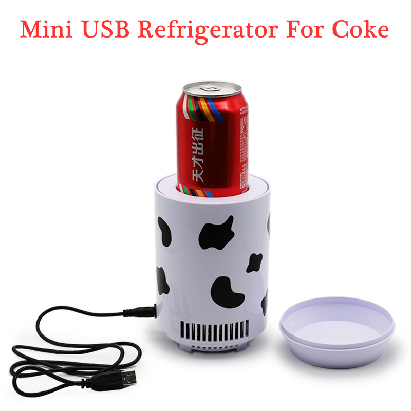 미니 냉장고 자동차 냉장고 USB 휴대용 미니 냉장고 음료 탱크 쿨러 냉장고 이동식 냉장고 자동차 전기 쿨러