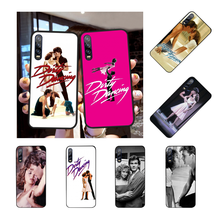 NBDRUICAI Dirty Dancing Movie Poster Phone Case cover Shell for Huawei 10 lite P20 pro lite P30 pro lite mate 20 honor 9x pro(China)