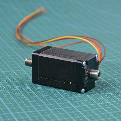 3D Printer Accessories Stepper Motor NEMA11 Hollow Shaft Inner Hole 4.2 11HY5402-14S8