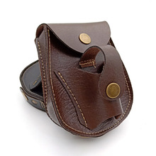 Slingshot Bag Portable catapult Steel ball Storage Microfiber leather Sling shot Hunting durable accessories