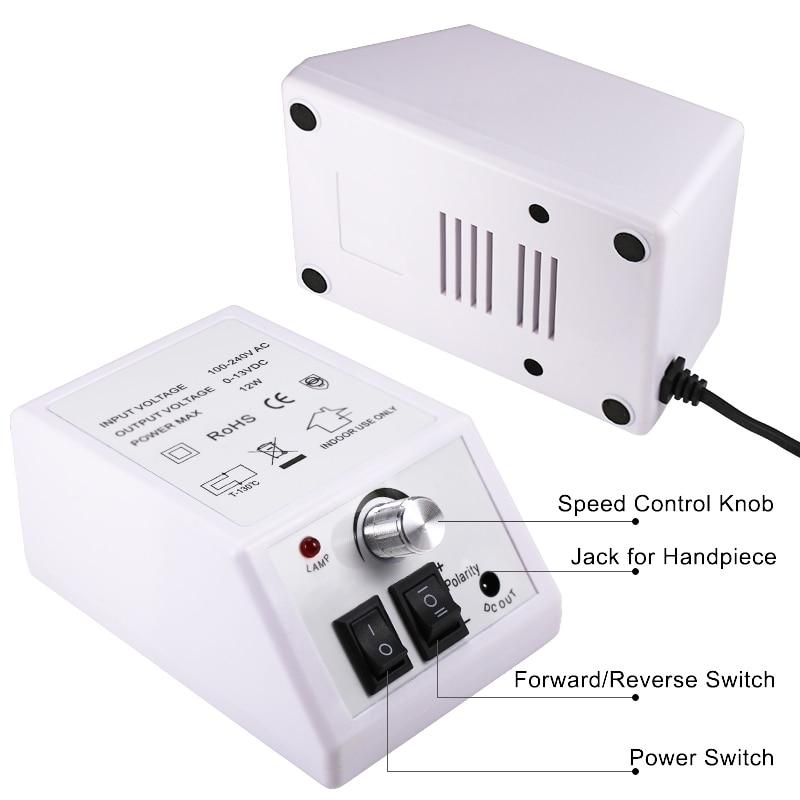 rpm equipamentos pedicure arquivo eletrico ferramenta da 02