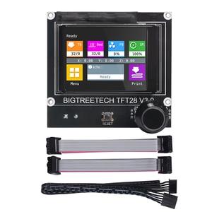 Image 4 - BIGTREETECH TFT43 V3.0 TFT50 TFT70 Touch Screen 12864 LCD 3D Printer Parts MKS TFT70 For SKR V1.4 Turbo SKR MINI E3 Ender 3