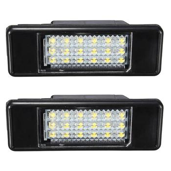 hot cruise control switch for citroen c3 c5 c8 peugeot 207 307 308 407 607 3008 2X Car Rear 18 LED SMD License Number Plate Light Lamp 6000K For Peugeot 106 207 307 308 For CITROEN C3 C4 C5 C6 C8