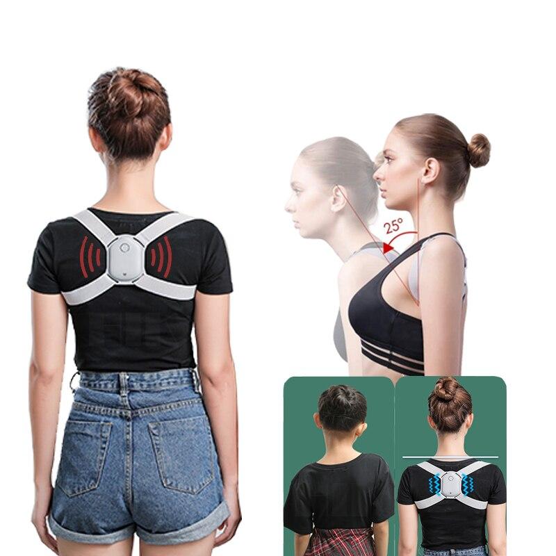 Back Support Smart Posture Corrector