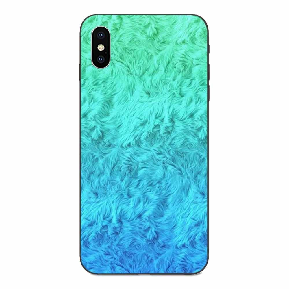 ユニークな高品質電話ケース Xiaomi Redmi 注 2 3 4 4A 4 × 5 5A 6 6A 7 行くプラスプロ S2 Y2 ピンクの毛皮のパターン