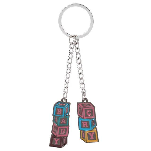 CryBaby Clip Keychain