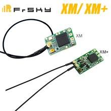 Frsky XM / XM + בתוספת מקלט מיקרו D16 SBUS מלא טווח מקלט עד 16CH עבור Taranis X9D בתוספת, x9D לייט, X LITE