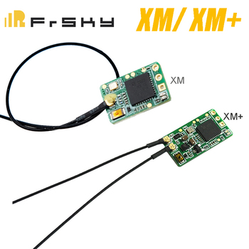 Frsky XM / XM+ PLUS receiver Micro D16 SBUS Full Range Receiver Up to 16CH for Taranis X9D Plus, X9D Lite, X-LITE brand new black white color frsky accst taranis q x7 qx7 2 4ghz 16ch transmitter
