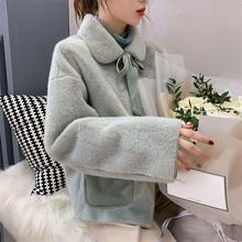 Winter Loose Casual Jacket Coat Women Outerwear Ladies Warm Coat All-Mach Thicke