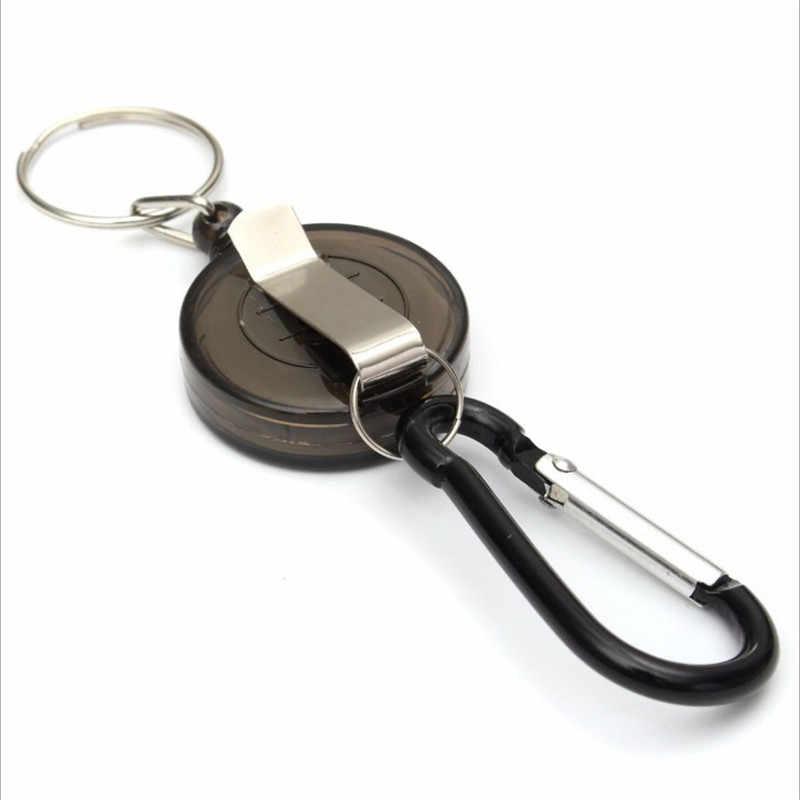 Brelok mężczyźni kobiety brelok organizator pokrowiec Split torba na klucze samochodowe portfel klucz gospodyni Case Mini torba na karty