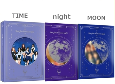 [MYKPOP]~100% OFFICIAL ORIGINAL~ GFRIEND MINI #6 Time For The Moon Night Album, KPOP Fans Collection - SA19091702