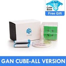 Gan Cubo Magico 356 x xs 354 m v2 air m Magnetischen Würfel Magie 2x2 Geschwindigkeit rs Profissional 3x3x3 Cube Super Puzzle Zyklon Jungen